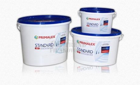 c437970ae FARBY - biela farba na stenu - Primalex štandard - PRIMALEX - OK TREND