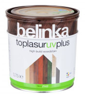 BELINKA top lasur UV plus 0,75 L - Helios